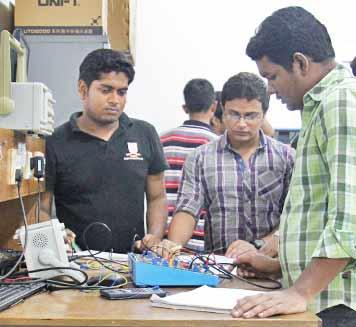 School of Science & Engineering