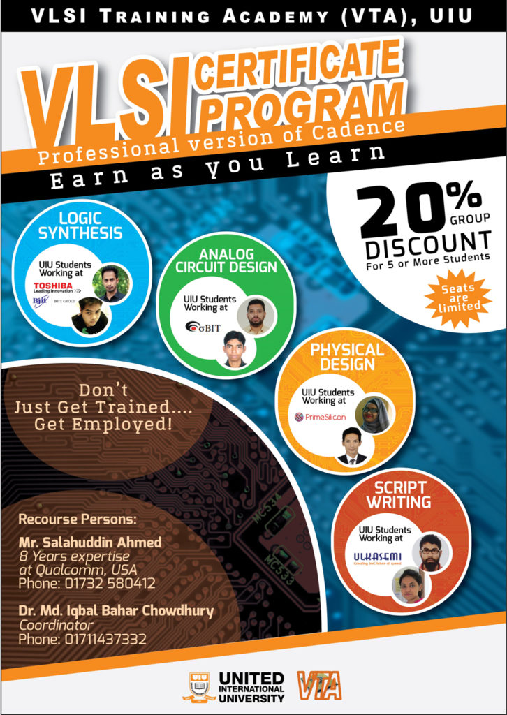 VLSI-Certificate-Program-Poster