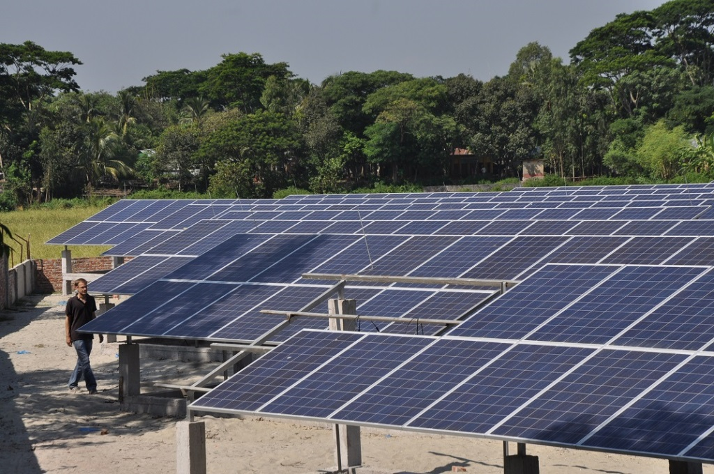 z. SBL- 141 kWp Solar minigrid project at Paratoli union of Raipura, Narsingdi 2