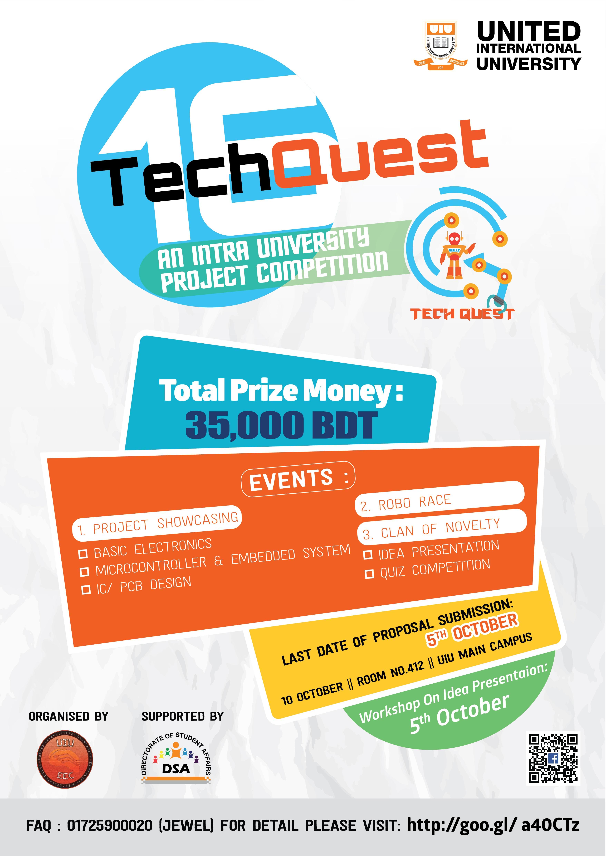 TechQuest Poster
