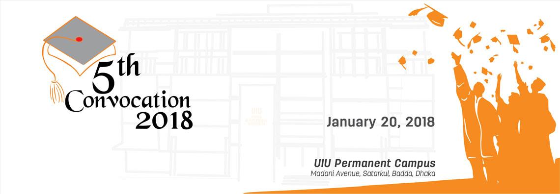 UIU-5th-Convocation-2018