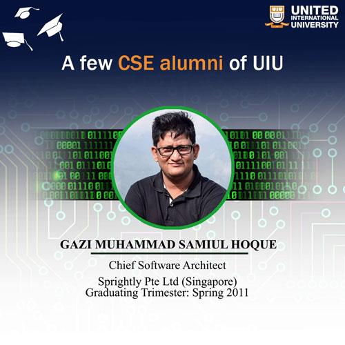 Some Notable Alumni of CSE