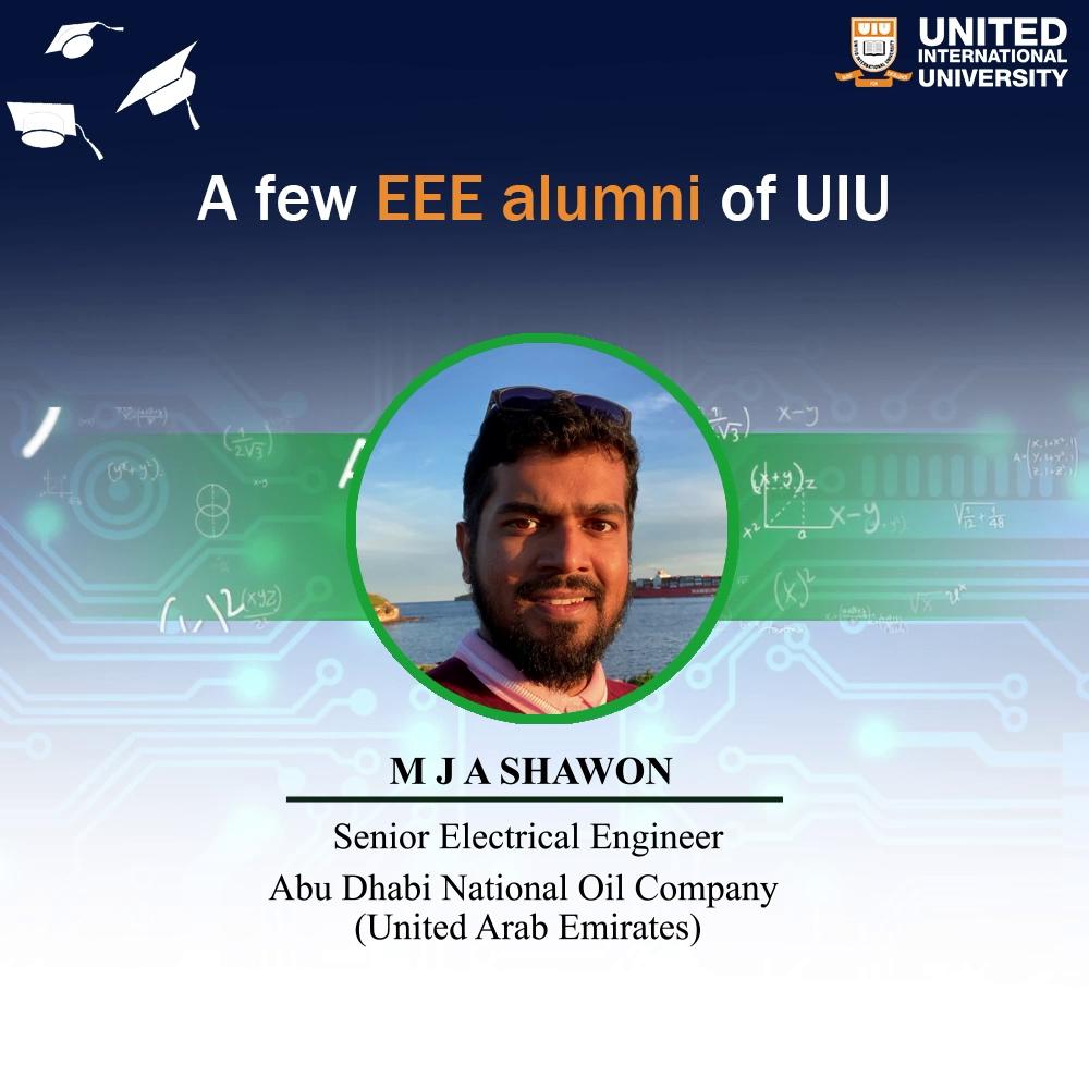 Bright Faces of EEE Alumni
